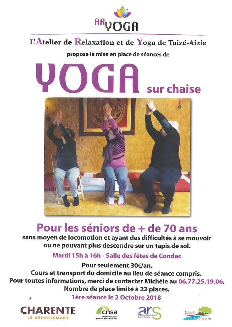 Yoga sur chaise1
