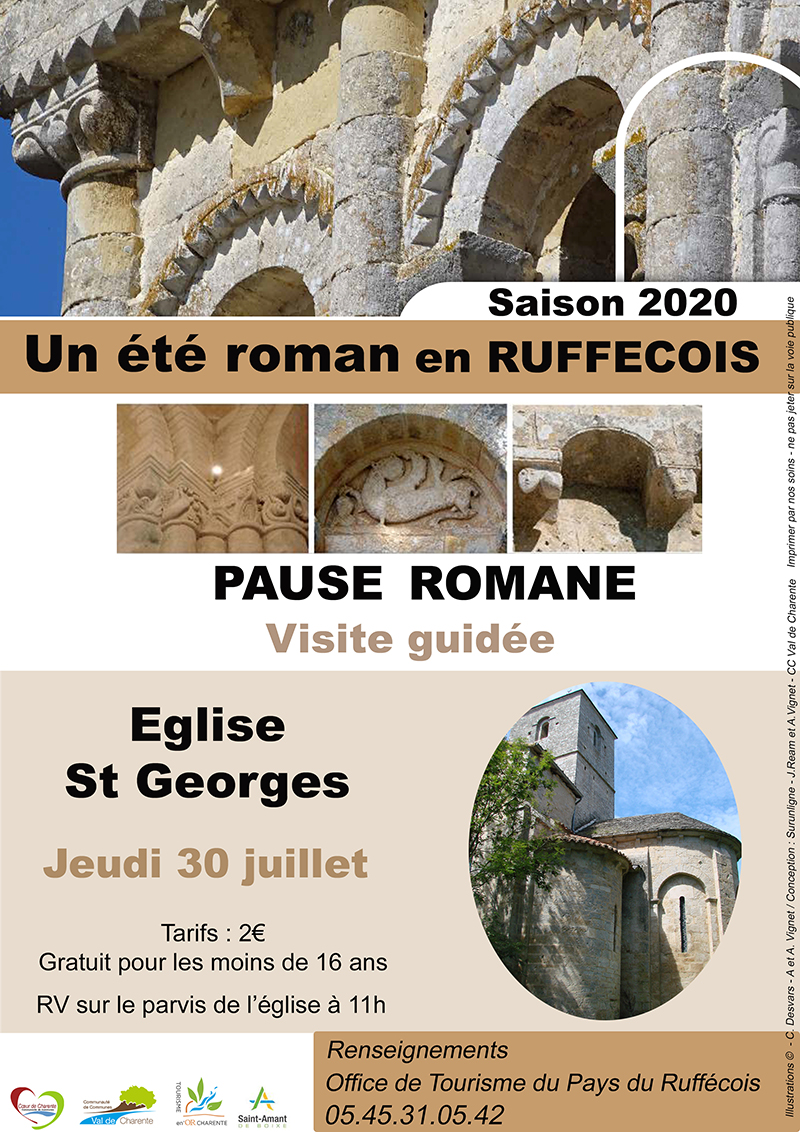 Art Roman ST GEORGES.2020